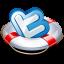 Help twitter icon