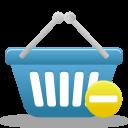 Shopping basket prohibit-128