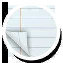 Round Notepad