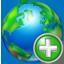World Add icon