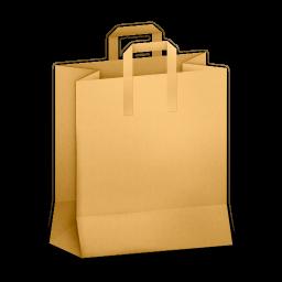 Paperbag Orange