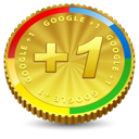 Google Plus One Coin