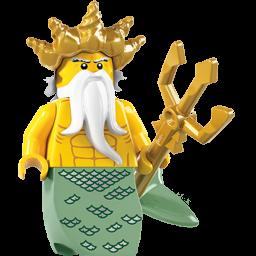 Lego Sea King