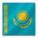 Kazakhstan flag-128