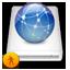 Network iDisk Public icon