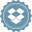 Dropbox Vintage icon