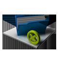 Blue Folder Full Delete-128