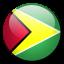 Guyana Flag-64
