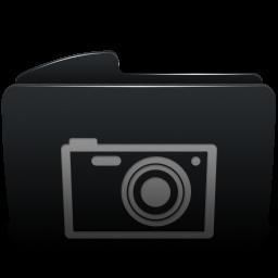 Folder black photos