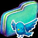 Birdie Green Folder-128