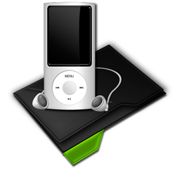 My Music Mp3 Green
