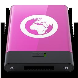 HDD Pink Server W
