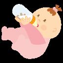 Baby Girl Drinking-128