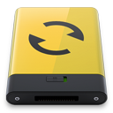 HDD Yellow Sync-128