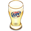 Miller beer glass Icon