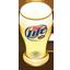 Miller beer glass-64