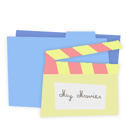 Blue folder movies
