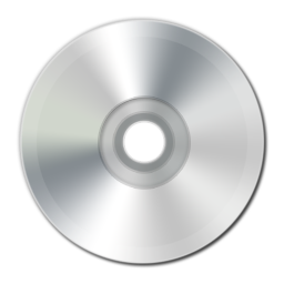 Silver CD