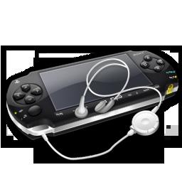Headphones & PSP