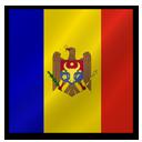 Republic of Moldova flag-128
