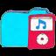 Folder b ipod Icon