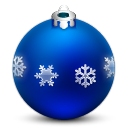 Ornament with Snow Flakes