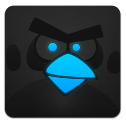 Angry Birds ice