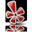 Yelp high detail icon