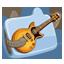 Funny Music Folder icon
