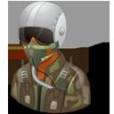 Pilotmilitary Male Dark-128