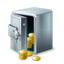 Open safety box icon