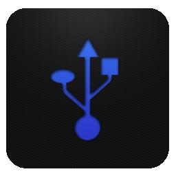USB blueberry