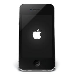 Apple iPhone 4 Icon | Download i4 icons | IconsPedia