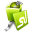 StumbleUpon gift icon