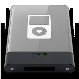 HDD Grey iPod W
