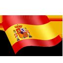Spain Espanya Flag-128