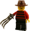 Lego Freddy Krueger icon