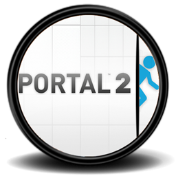 Portal 2 Game Icon Download Games Icons Iconspedia
