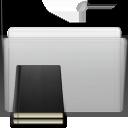 Folder Library Graphite