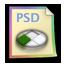 Psd files icon