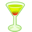 Japanese Slipper cocktail Icon