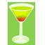 Japanese Slipper cocktail icon