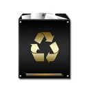 Trash Full Gold-128