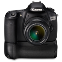 Canon 60D front up bg-128