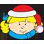 Christmas kid-64