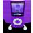 Purple iPod Nano-48