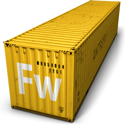Fireworks Container