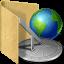 Folder Url History icon