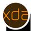 Round Xda icon