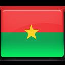 Burkina Faso Flag-128